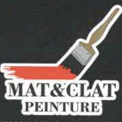 Peinture MAT & CLAT Les Angles