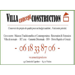 Villa concept
